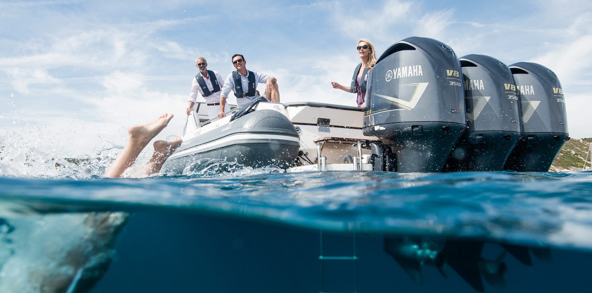 Yamaha Marine Accessories Sunsport Marine