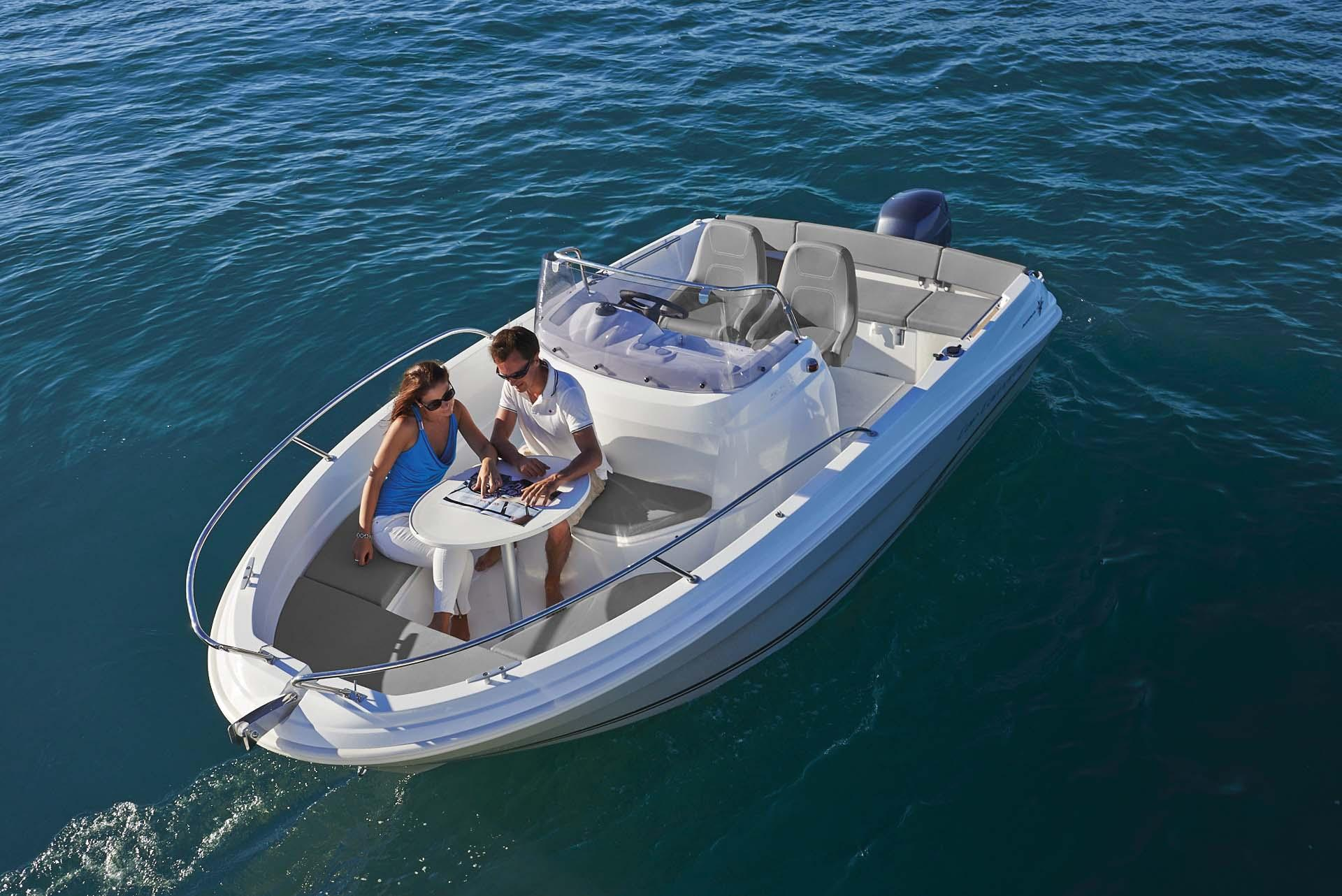 Cap Camarat 5.5 CC Sunsport Marine