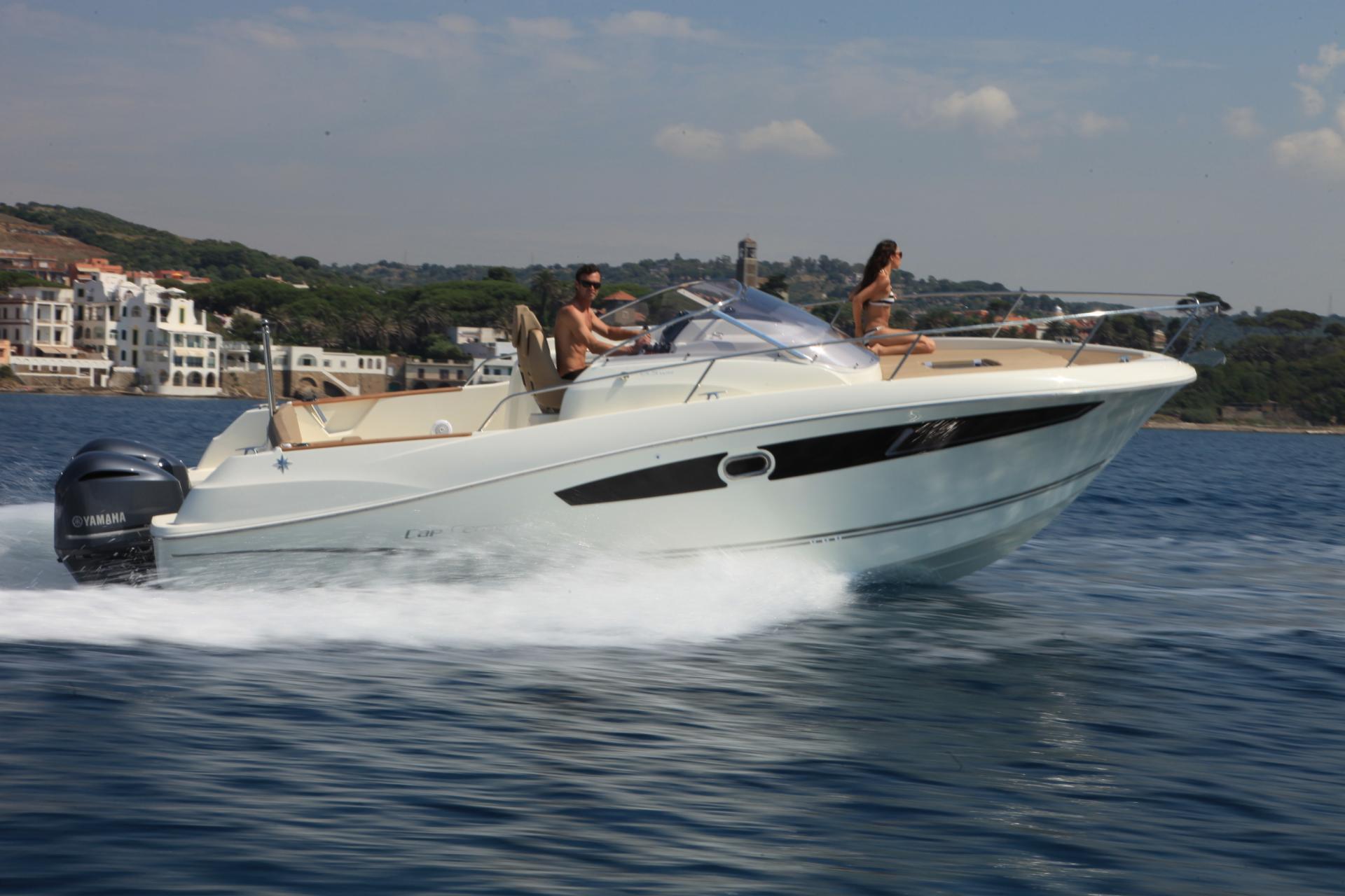 Cap Camarat 8.5 WA Sunsport Marine