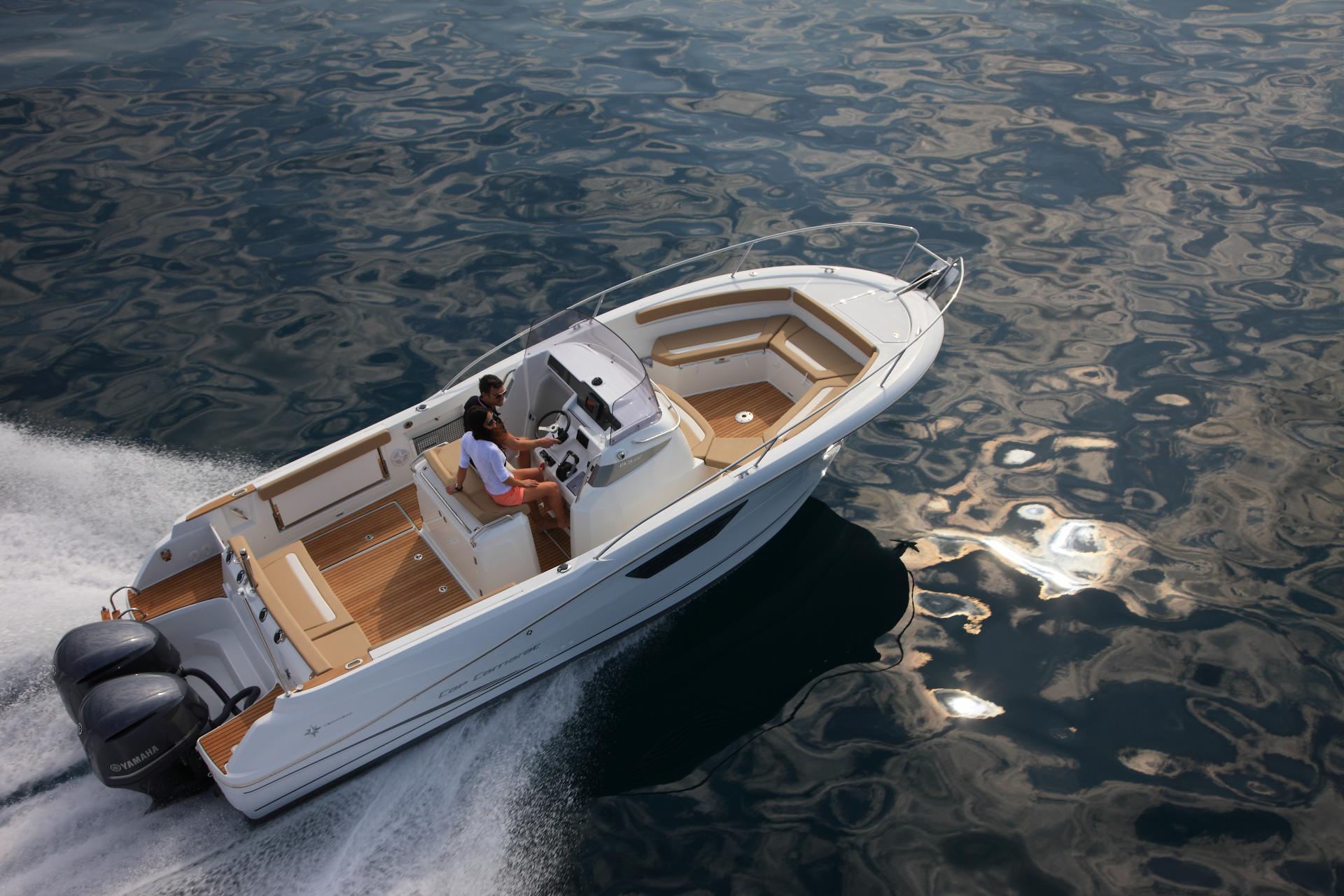 Cap Camarat 8.5 CC Sunsport Marine