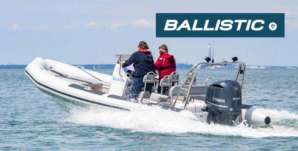 Ballistic Ribs History Sunsport Marine