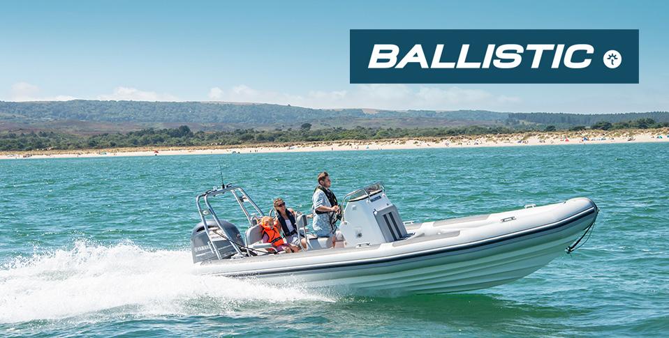 Ballistic Ribs Sunsport Marine