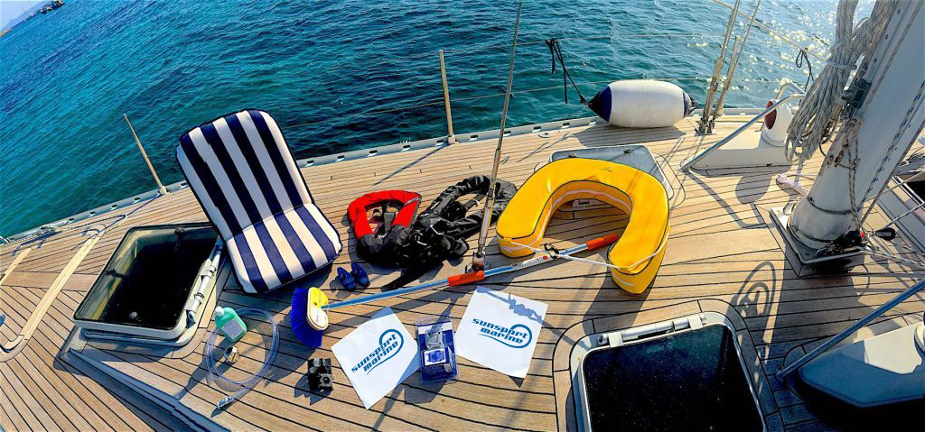 Chandlery and Showroom Sunsport Marine
