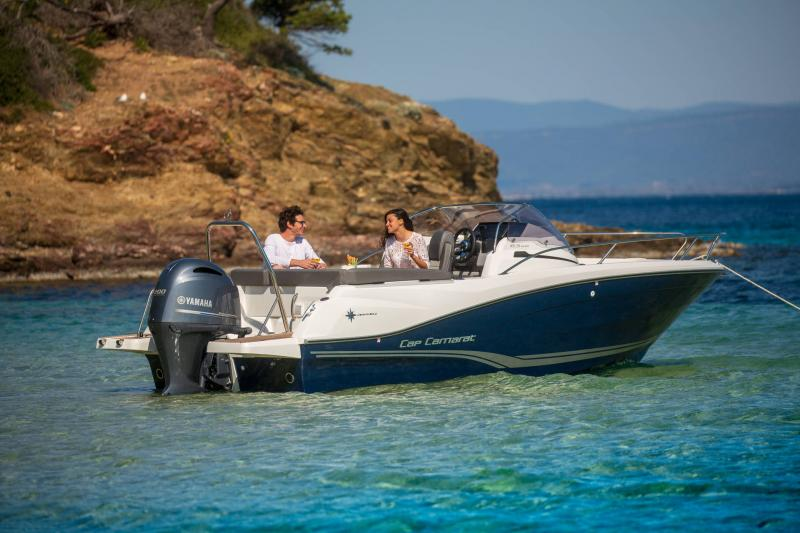 Cap Camarat 6.5 WA Serie 3 Sunsport Marine