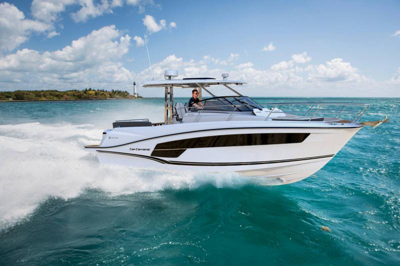 Cap Camarat 10.5 WA - NEW 2021 Sunsport Marine