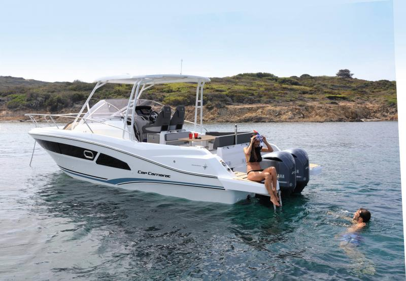 Cap Camarat 9.0 WA Sunsport Marine