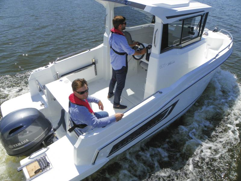 Merry Fisher 605 Marlin Sunsport Marine