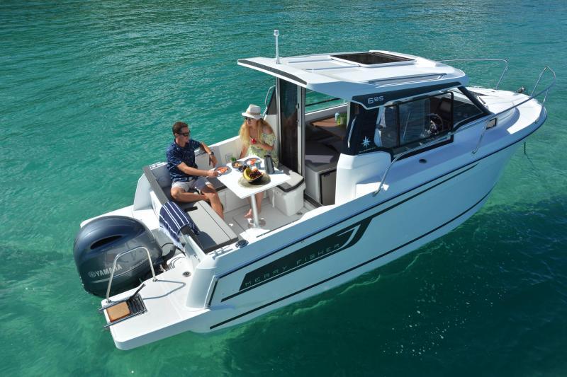 Merry Fisher 695 Serie 2 Sunsport Marine