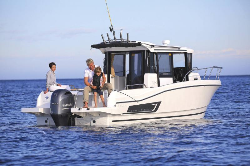 Merry Fisher 795 Marlin Sunsport Marine
