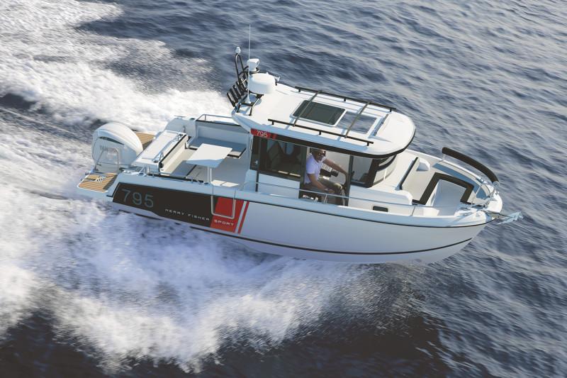 Merry Fisher 795 Sport S2 - New 2022 Sunsport Marine