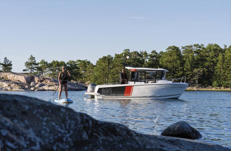 Merry Fisher 695 Sport S2 Sunsport Marine